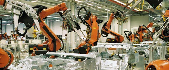 Автоматизация предприятий и робототехника