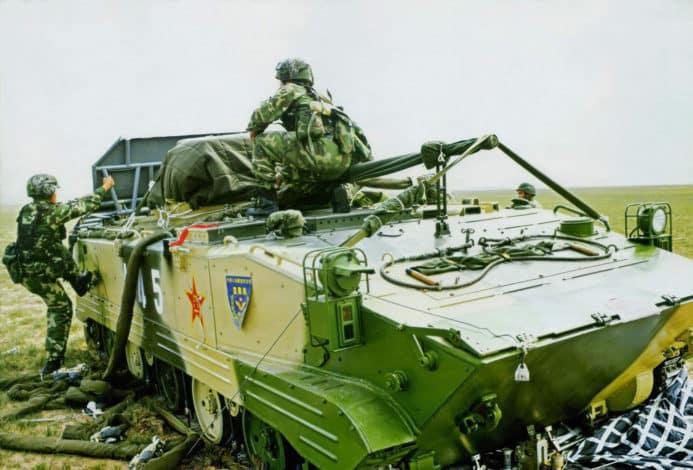 Боевая машина десанта ZLC-2000 Китай