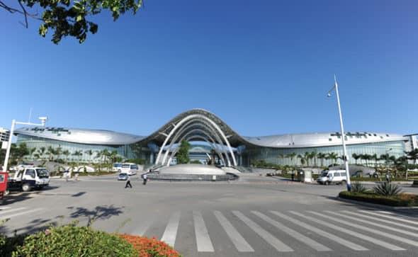 China Duty Free (CDF mall)