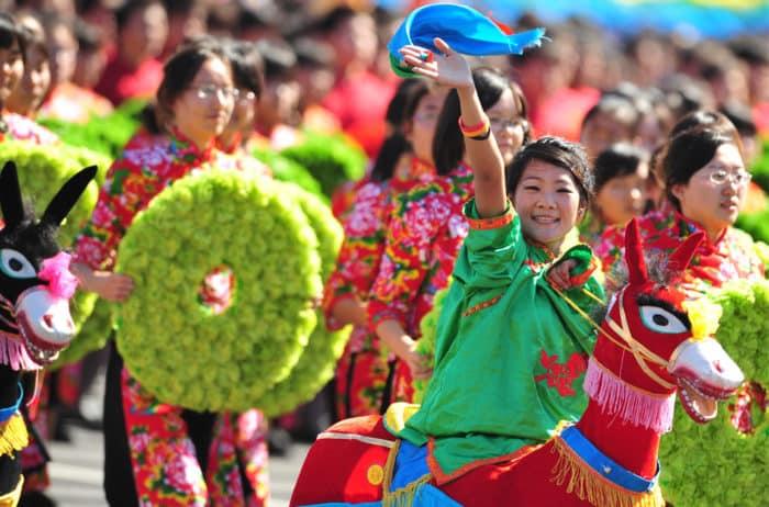 День образования КНР