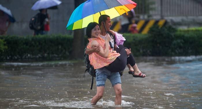 Дождливый период