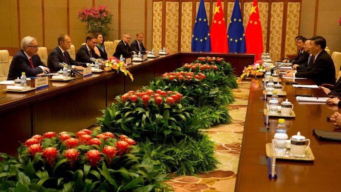 Единый фронт Китая