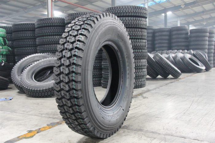 Грузовые шины из Китая