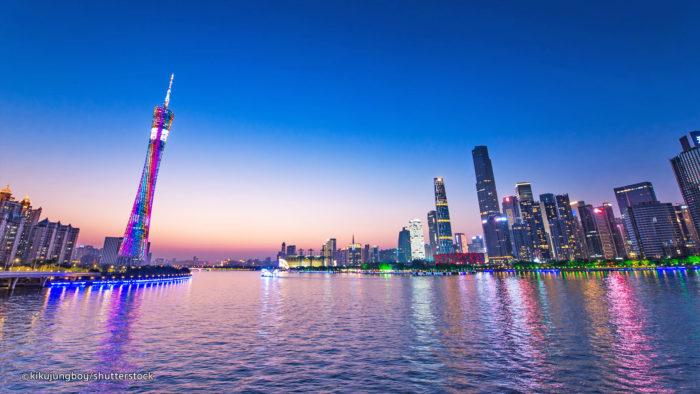Гуанчжоу Китай6