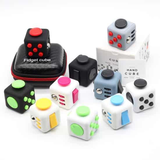 Игральные кубики Fidget Cube