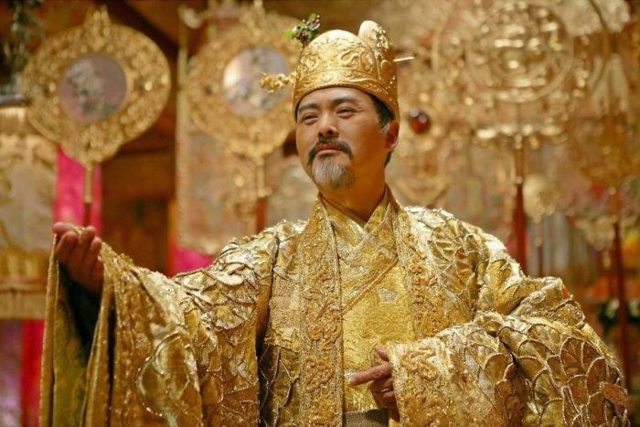 Императоры Китая
