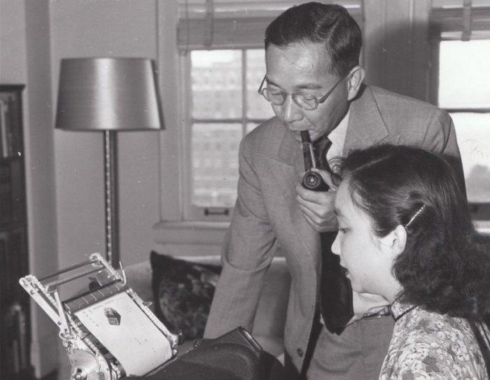 Изобретение Линь Юйтана