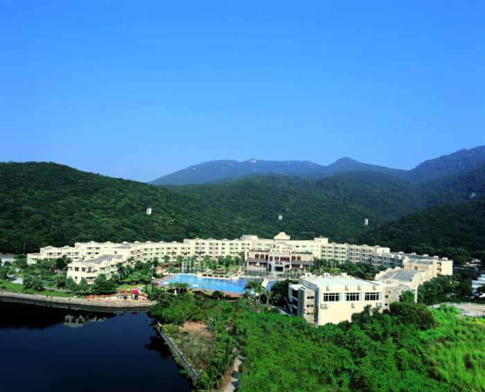 Кактус отель в Китае