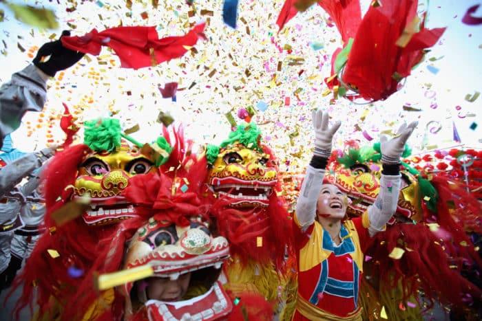 Китайский новый год в 2018 году