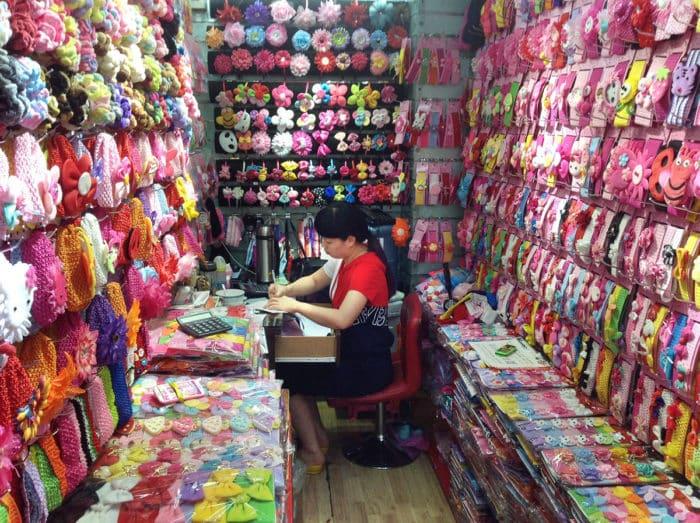 Китайский оптовый рынок3