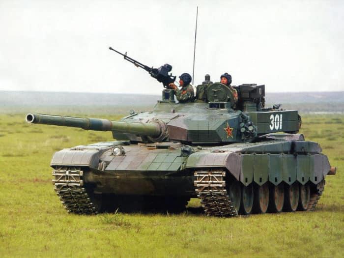 Китайский танк – обзор различных моделей