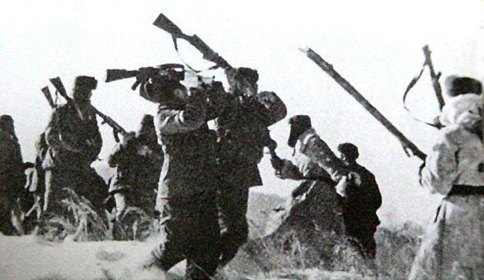 Конфликт на Даманском