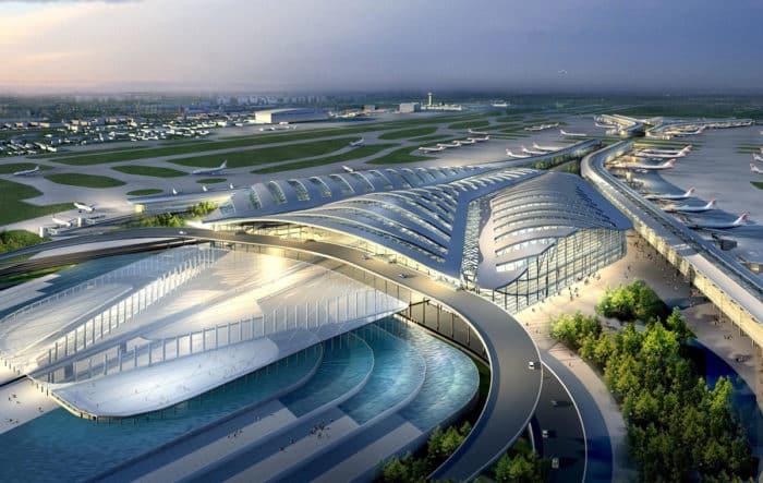 Международный аэропорт Пекина - Кэпитал