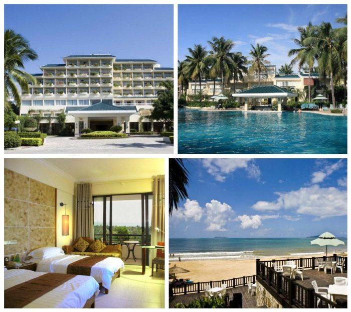 Palm Beach Resort 4 Китай Хайнань