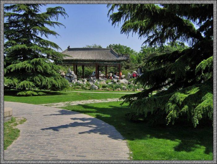 Парковые павильоны