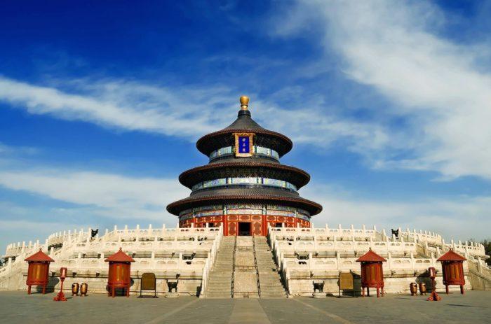 Почему Китай называют поднебесной