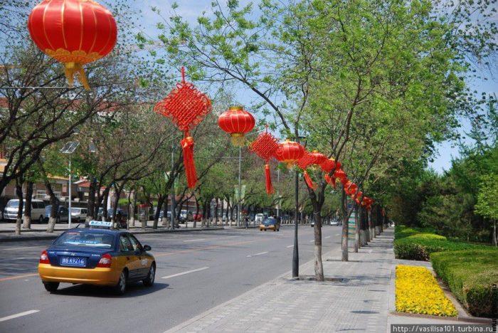 Погода в Пекине зимой