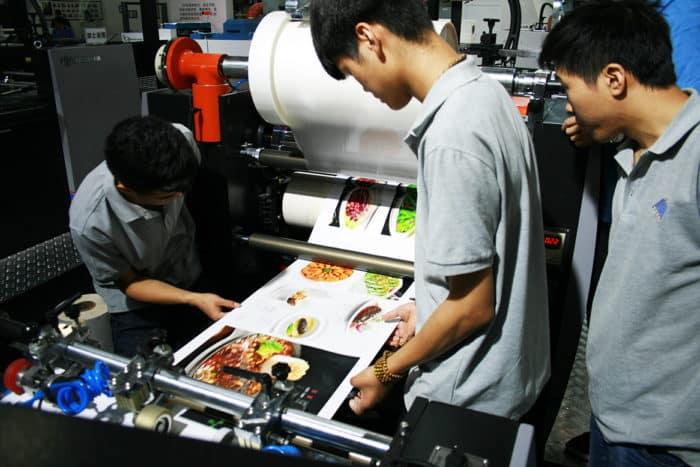 Полиграфическая выставка China Print