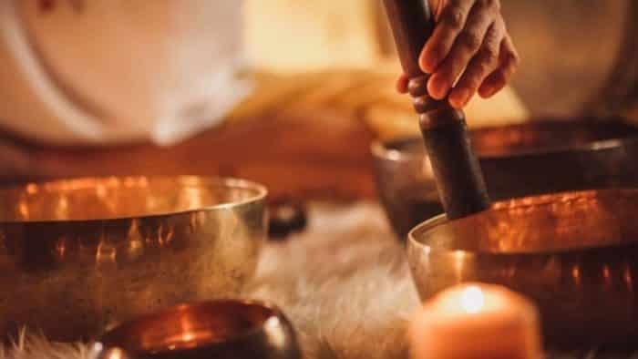 Поющие тибетские чаши