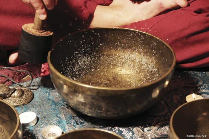 тибетские чаши