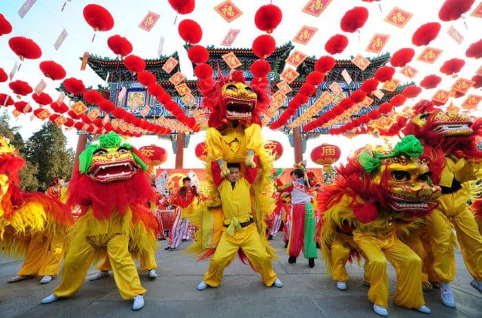 Праздничные и выходные дни в Китае