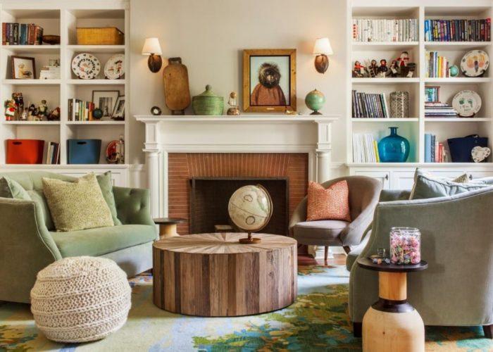 Предметы интерьера и домашнего уюта