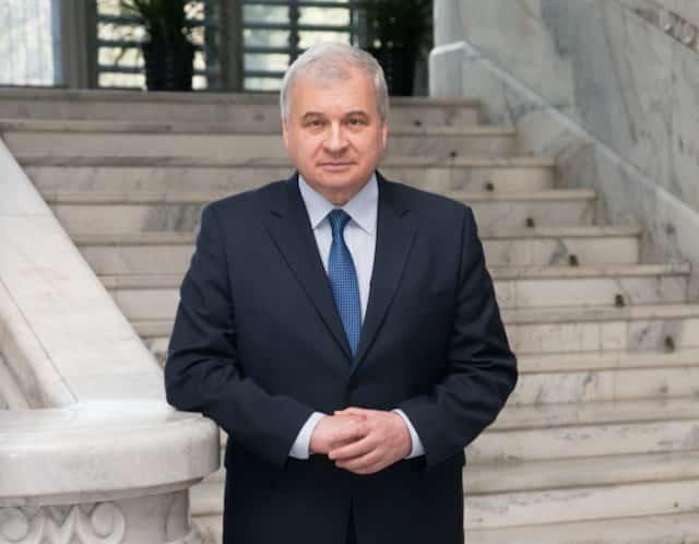 Русский дипломат Денисов Андрей Иванович