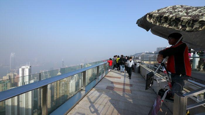 Смотровая площадка Sky Terrace