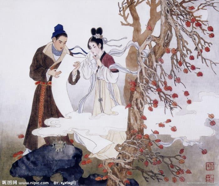 Древняя китайская живопись