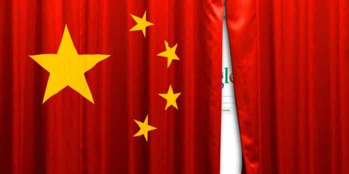 Великий китайский файрвол