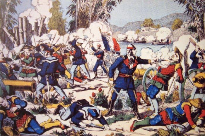 Война с Францией