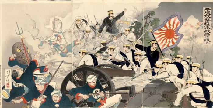 Японо-цинская война