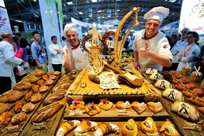 Ярмарка хлебобулочных изделий China Bakery (CBE Guangzhou)