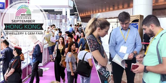 Ювелирная выставка в Гонконге Hong Kong Jewellery & Gem Fair