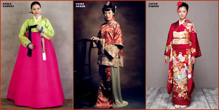 Кимоно — основа основ