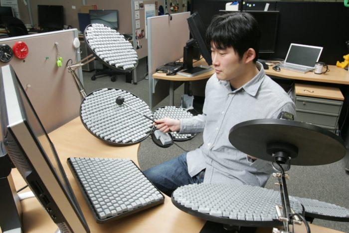 китайская клавиатура с иероглифами