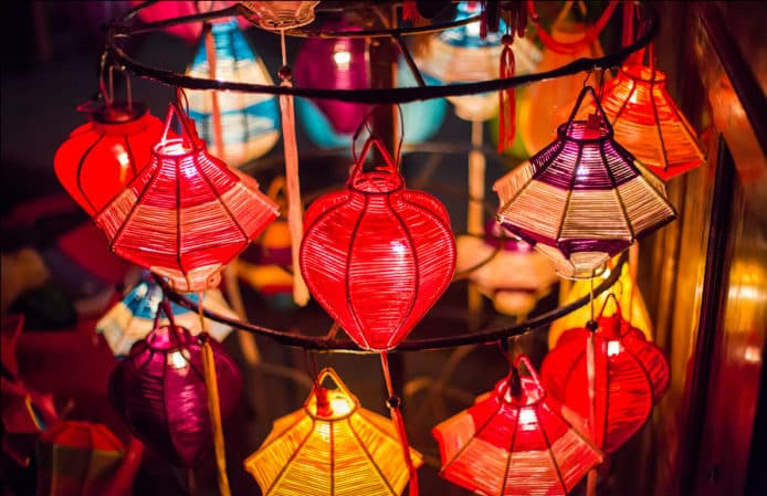 китайский фонарик
