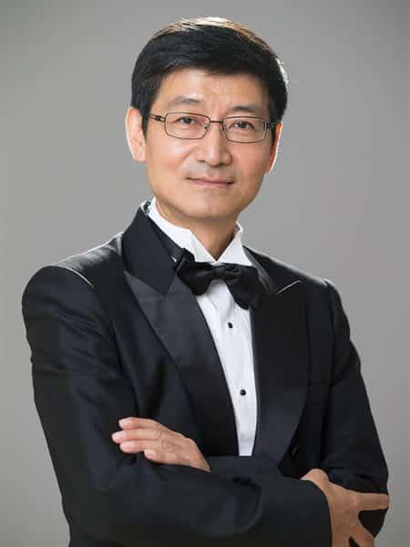 композитор Гао Пин.