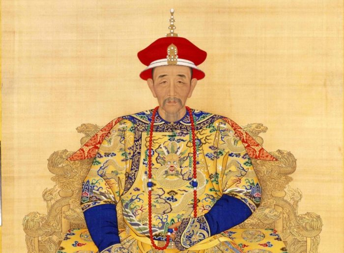 монарх Цинь