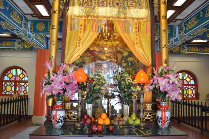 монастырю По Линь