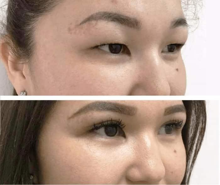 Глаза китайца фото