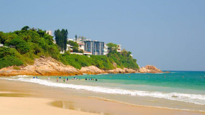 3 Shek O Beach