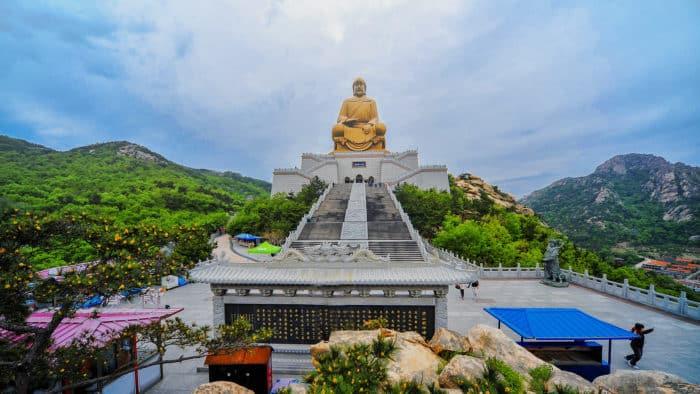 Буддийский храмовый комплекс Чишань