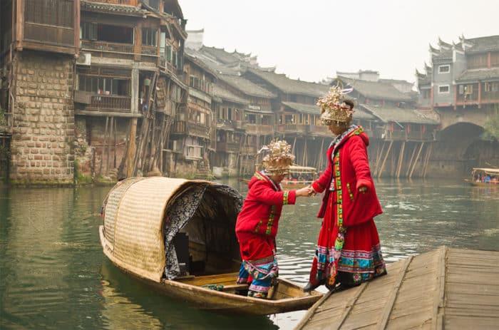Китайская древность, восставшая из пепла. Феникс Фэнхуан.