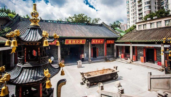 Дворец Саньюань