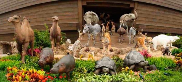 Парк «Ноев ковчег».