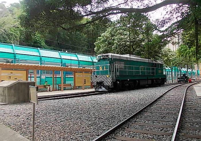 Железнодорожный музей.