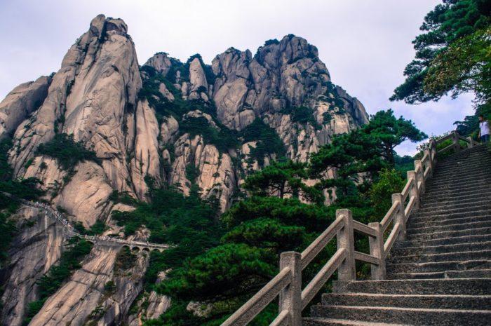 Гора Хуншань