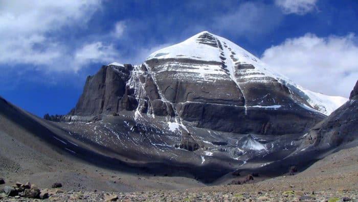 Гора Кайлас на Тибете