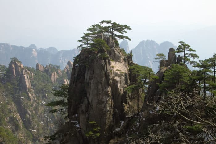 Гора Утуншань